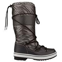 Winter-Grip Snowboot women classic trotter antraciet wit zwart-schoenmaat 40