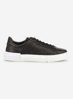 Hogan Lederen low top Rebel sneaker Zwart