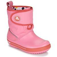 Crocs Snowboots  CROCBAND ll.5 GUST BOOT KIDS PLEM PPY