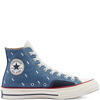 Converse Indigo Boro Chuck 70 High Top