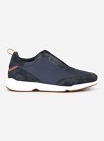 Loro piana MODULAR WALK SUEDE WIND FAL6187 MODULAR WALK SUEDE WIND BLUE NAVY