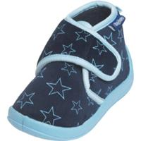 Playshoes Slipper Pastelblauw