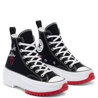 Converse Valentine's Day Run Star Hike High Top
