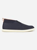 Loro piana FAL6184 LACED SOHO WALK TECHNOWOOL WISH DUKE BLUE MELANGE