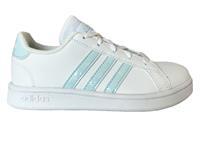 Adidas Witte  Sneakers Gran Court Kids