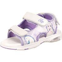 REINE DES NEIGES Sandalen met lichtgevende zool De sneeuwkoningin 2 licht violet met versiering