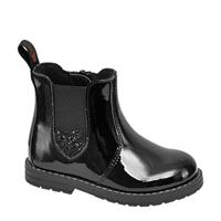 Cupcake Couture chelsea boots zwart