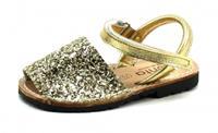 Stoute-schoenen.nl Cienta 104101425 Menorca Goud CIE45