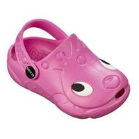 Beco clogs Sealife junior EVA roze  25
