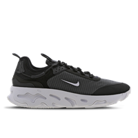 Nike React Live - Black - Synthetisch, Leer -