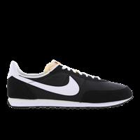 Nike Waffle Trainer 2 - Black - Leer, Synthetisch -