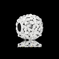Pandora Bedel met Wit Emaille