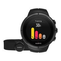 Suunto Spartan Ultra Titan GPS Uhr (mit Herzfrequenzmesser) 2017 - All Black