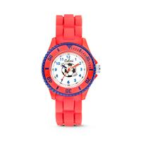 Universal Kinderhorloge Sports Time rood-blauw 30 mm 5-CLK058