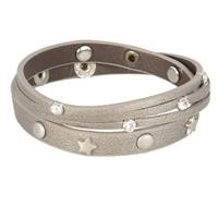 Clayre & Eef Armband Stars and stones