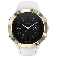 Suunto Spartan Trainer Wrist HR Bluetooth GPS Unisexuhr in Weiß SS023426000