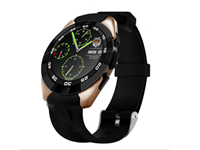 Lipa Atlas G5 smartwatch Black spatwaterproof