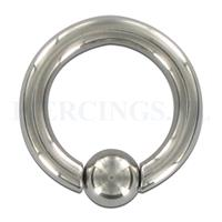 Piercings.nl BCR easyfit  3.2 mm dikte  12 mm diameter