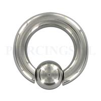 Piercings.nl BCR easyfit  4 mm dikte  12 mm diameter