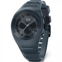 ice-watch P. Leclercq  Large Black Chrono Heren Horloge