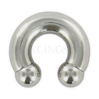 Piercings.nl Circulair barbell 10 mm x 16 mm