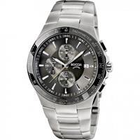 boccia 3773-01 Heren Horloge
