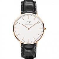 Danielwellington Classic Reading Rosé 40mm horloge