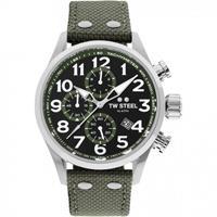 TW STEEL VS24 Volante chrono horloge 48 mm