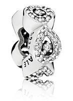 Pandora Bedel van zilver 796270CZ