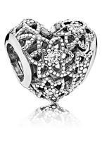 Pandora Blooming Heart