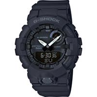 G-SHOCK G-SQUAD Analog-Digital Watch GBA-800-1A - Black