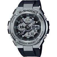 Casio G-SHOCK G-STEEL Watch GST-410-1A - Zwart/Silver