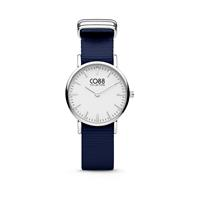 CO88 Collection 8CW-10041 - Horloge - nato band - donkerblauw - ø 26 mm