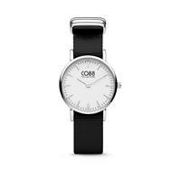 CO88 Collection Collection 8CW-10043 - Horloge - nato band - zwart - ø 26 mm