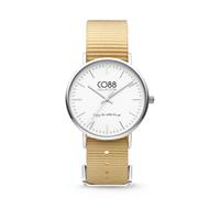 CO88 Collection - Horloge staal/nylon 36 mm 8CW-10024