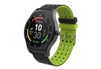 "Denver SW-450 Smartwatch Bluetooth Heartrate Sensor Multi-Sport Mode 1.3"" IPS Display Built-in Loudspeaker and Microphone SW-450"