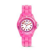 Colori kinderhorloge roze 30 mm 5-CLK016