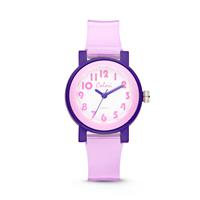 Colori Kinderhorloge Sports Time roze-paars 28 mm 5-CLK050