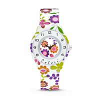 Colori Kinderhorloge Flower 34 mm 5-CLK044