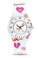 Colori Kinderhorloge I love you 34 mm 5-CLK048