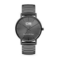 CO88 Collection Collection 8CW-10060 - Horloge - Horloge - mesh band - zwart - ø 36 mm