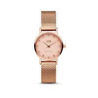 CO88 Collection 8CW-10063 - Horloge - mesh band - rosékleurig - ø 24 mm