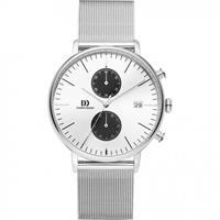 Danishdesign Horloge 42 mm Stainless Steel IQ72Q975