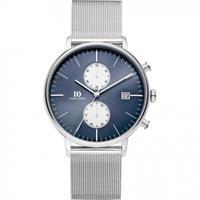 Danishdesign Horloge 42 mm Stainless Steel IQ78Q975