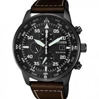 citizen CA0695-17E chronograaf Eco-Drive herenhorloge 44 mm