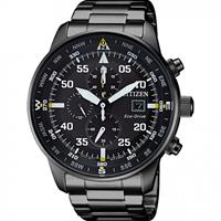 CA0695-84E chronograaf Eco-Drive herenhorloge 44 mm