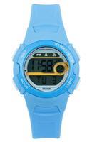 Coolwatch Kinderhorloge Skills Digitaal lichtblauw CW.345