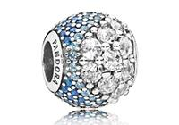 Pandora Bedel zilver Blue Enchanted 797032NABMX