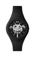 Ice Watch Ice-watch unisexhorloge zwart 35,5mm IW001445