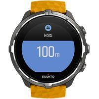 Suunto Spartan Wrist HR Barometer Bluetooth Unisexchronograph in Orange SS050000000